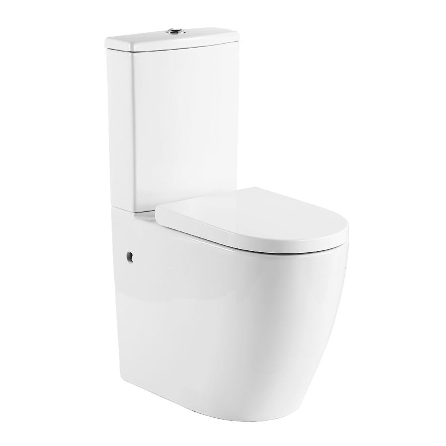 toilet product white ceramic back to wall toilet