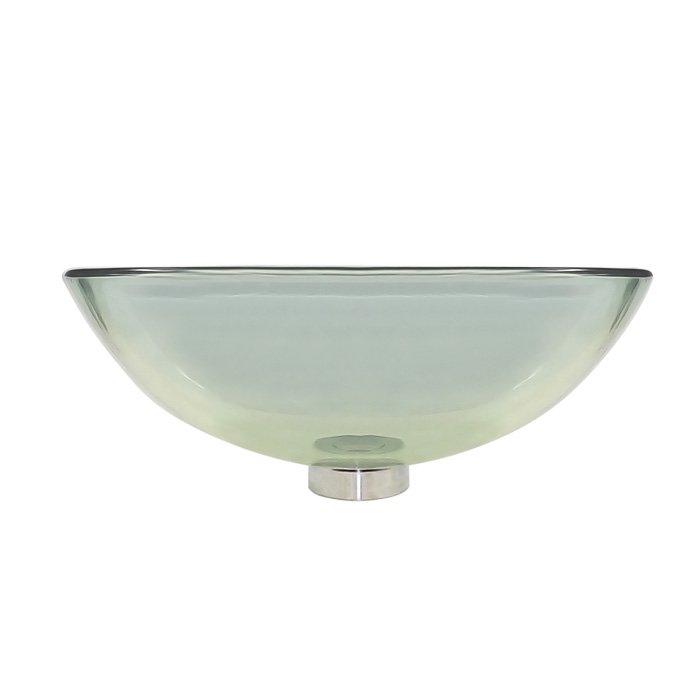 Glass Sink Basin : ... basin basin 420mm long x 420mm wide x 150mm deep glass no overflow