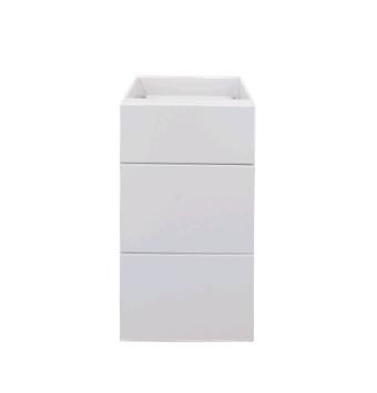 Base Cabinet – 3 Drawer 400