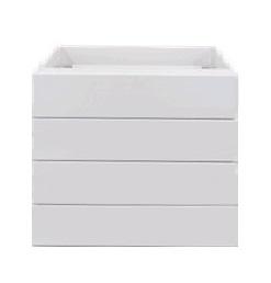 Base Cabinet – 4 Drawer 600