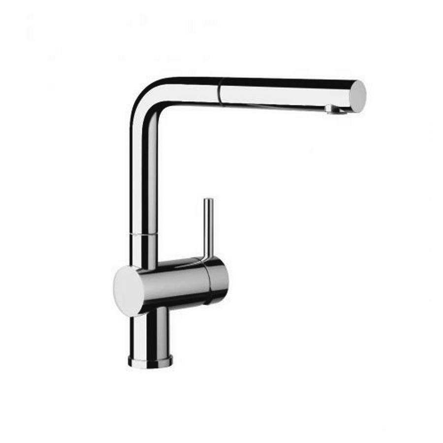 ... / Laundry Taps & Mixers / Blanco Linus Pullout Sink Mixer Chrome