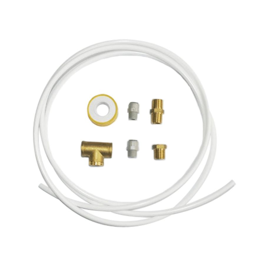 Aquila In Line Twist Lock System Ice Maker Kit