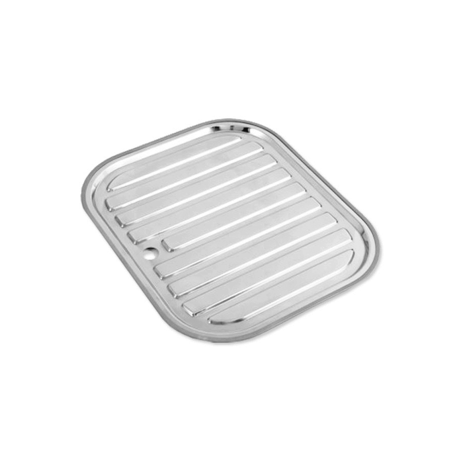 Stainless steel detachable drainer