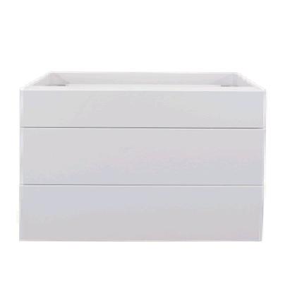 Base Cabinet – 3 Drawer 900