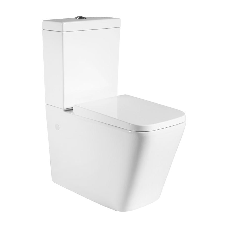 Hague Toilet Suite