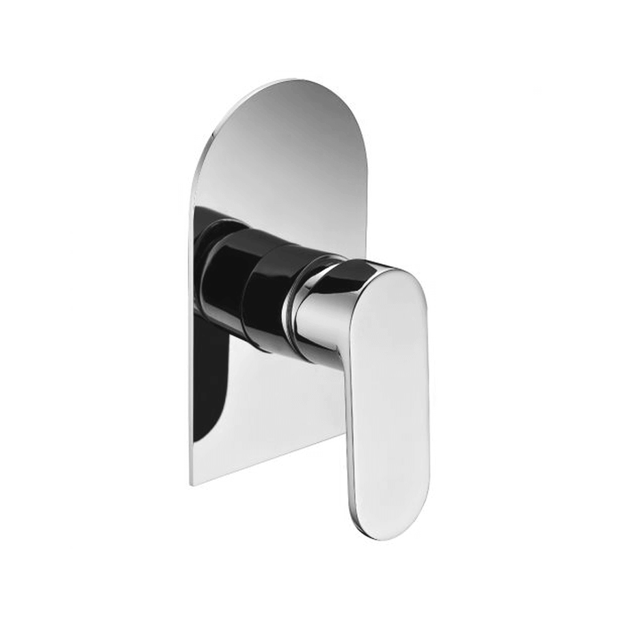 Shower/Bath Mixer - Style Chrome