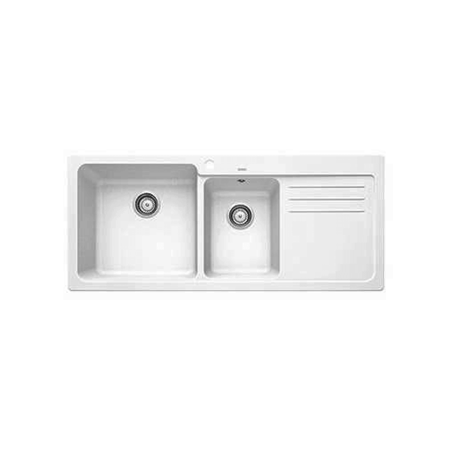 kitchen sink package package blanco naya 175 sink package white the sink 2809
