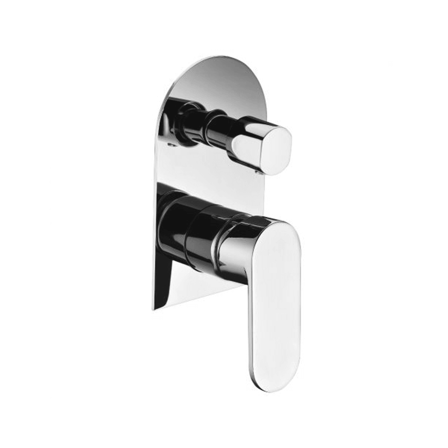 Saturn Bath/Shower Diverter Mixer