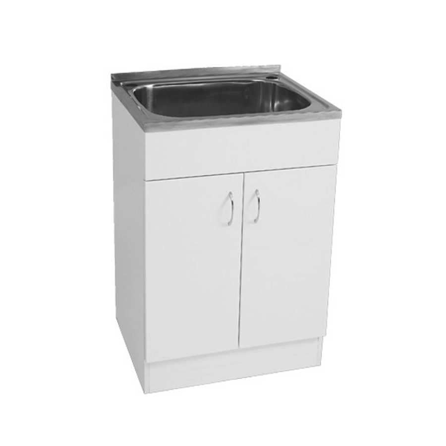 Laundry Sink & Cabinet