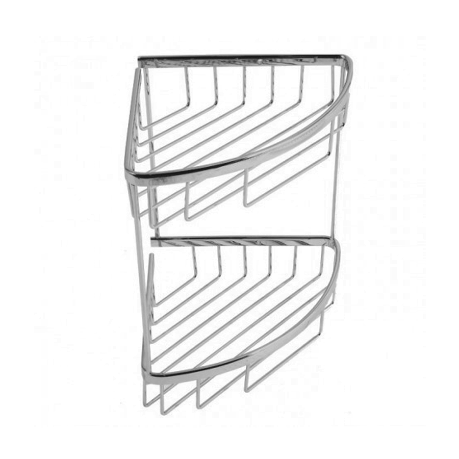 Roma Double Corner Basket