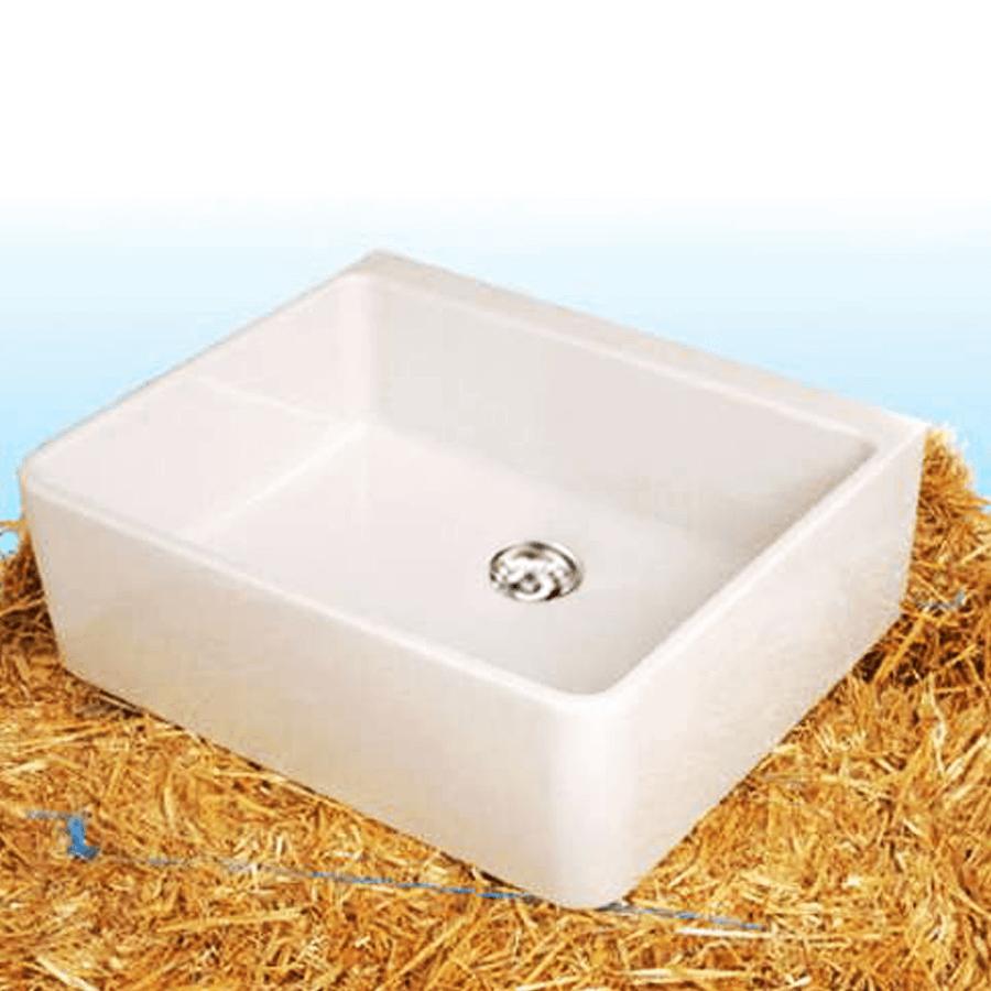 French Farmhouse Single Sink