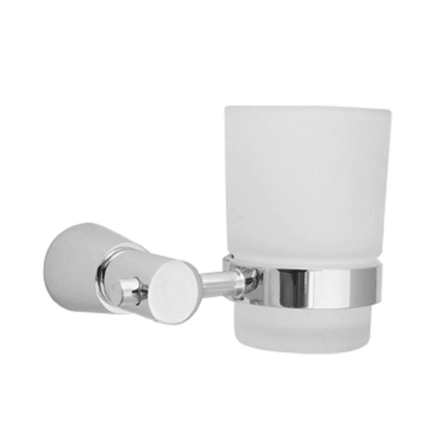 bathroom toilet brush holder chrome