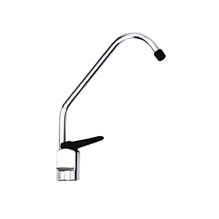 Gooseneck Water Filter Faucet