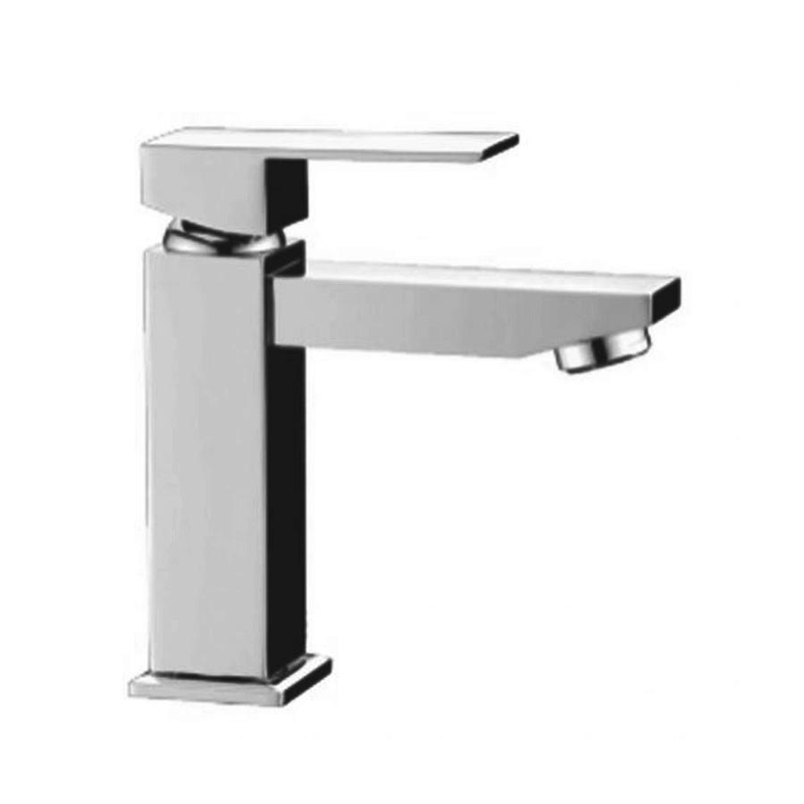 Basin Mixer - Quadro Chrome